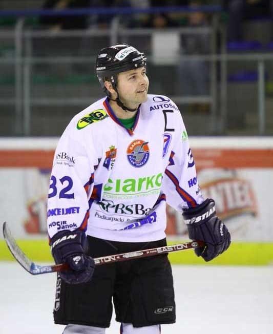 Tomasz Demkowicz niedzielnym meczem z Krynica zakończył swoją bogata sportową karierę.