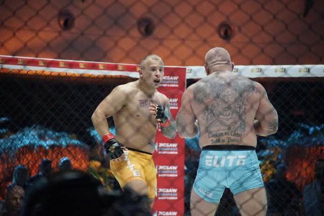 Elite Fighters MMA w G2A Arenie w Jasionce