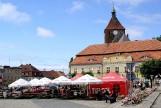 Darłowski rynek na początku pierwszej dekady XX wieku [ZDJĘCIA]