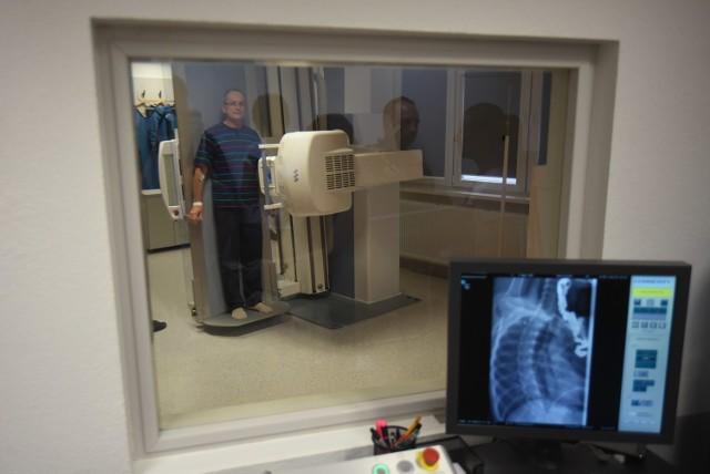 Centralny Szpital Kliniczny w Katowicach ma najnowocześniejszy aparat RTG w Europie