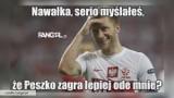 Mecz Polska - Gruzja na wesoło w internecie. Wysyp memów po spotkaniu (wideo)