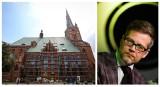 Pisarz Jacek Dehnel wyśmiewa renowację katedry w Szczecinie. Internauci mu wtórują. ZDJĘCIA