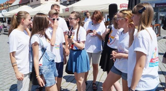 Inowrocławscy wolontariusze na Światowe Dni Młodzieży