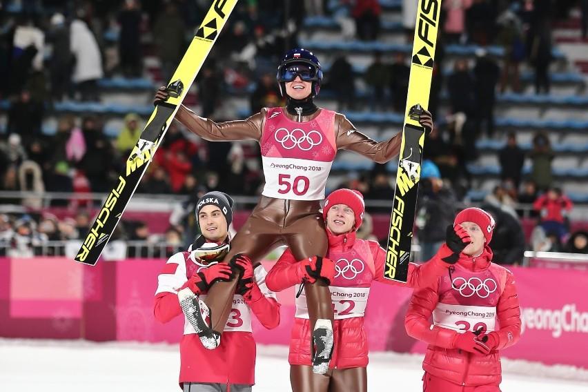 Już przed wyjazdem na igrzyska wszyscy Polacy wiedzieli, że...
