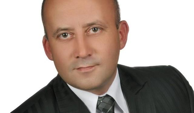 Burmistrz Rafał Łysiak złożył uroczyste ślubowanie.