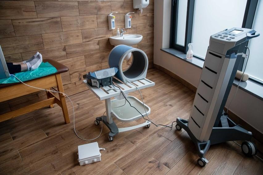 Szpital w Supraślu - rehabilitacja pocovidowa