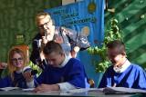 Żnin. Podwójne święto w Zespole Szkół Specjalnych: Uczniowie podziękowali nauczycielom. Otwarto też nowe pracownie [zdjęcia, wideo]