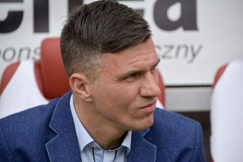 Robert Podoliński opowiada o pracy w Nidzie Pińczów.