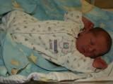 Pawełek, którego mama podrzuciła do szpitala, trafił pod opiekę dziadków