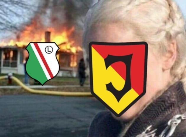 MEMY po meczu Legia Warszawa - Jagiellonia Białystok