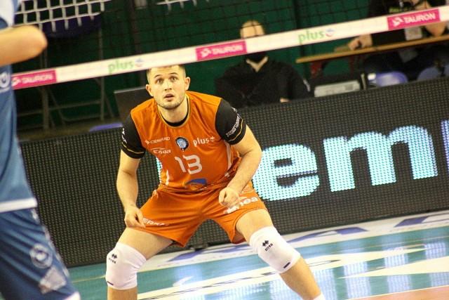 Mateusz Masłowski zostaje na kolejny sezon w radomskim klubie.