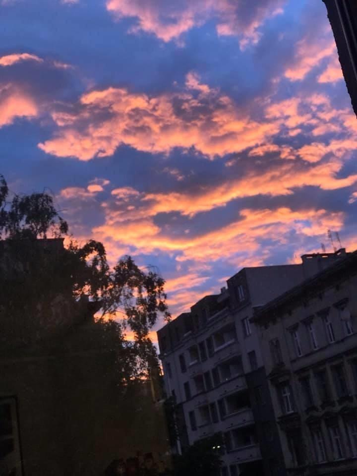 Piękny zachód słońca nad Wrocławiem. Zobaczcie te zdjęcia!
