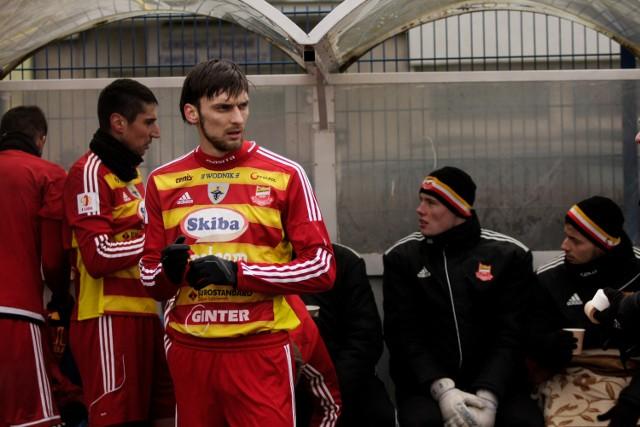 Piłkarze Chojniczanki po raz kolejny nie zdołali zgarnąć kompletu punktów