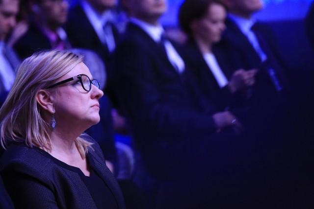 Posłanka Beata Kempa chce ukarania posła PO Borysa Budki za to, że sugerował jej związek z awansami oficerów policji