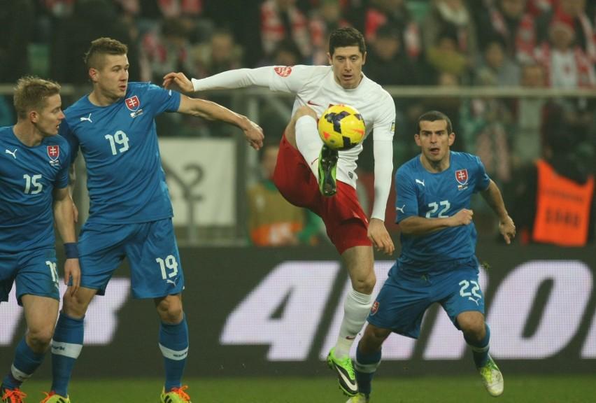 Po raz ostatni Polacy grali ze Słowacją w 2013 roku....