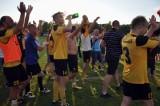 Wieliczanka. Pięć lat temu klub cieszył się z awansu. Tak świętowano sukces ZDJĘCIA