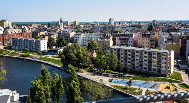 Sprawdźcie, które osiedle w Bydgoszczy zamieszkuje najwięcej osób.