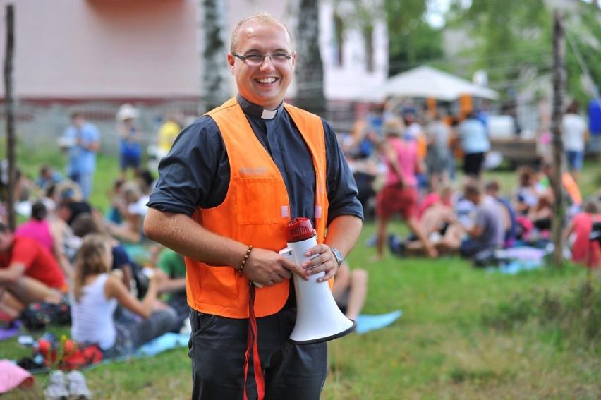 Ksiądz Damian Fołtyn został nowym kapłanem Duszpasterstwa Akademickiego w Radomiu.