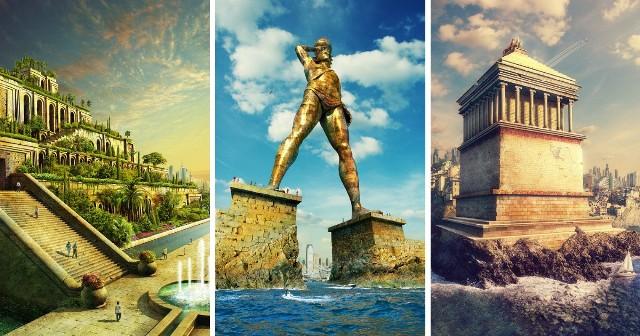 Jak by wyglądały najsłynniejsze budowle świata, gdyby przerwały do czasów współczesnych? Zobacz niezwykłe wizualizacje Evgeny'ego Kazantsevny na kolejnych slajdach.strona autora