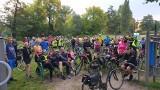"""Gubin rowerzystami stoi! Ponad 150 osób wzięło udział w III Rajdzie Dookoła Gminy Gubin, organizowany przez Gubiński Klub Rowerowy """"Bidon"""""""