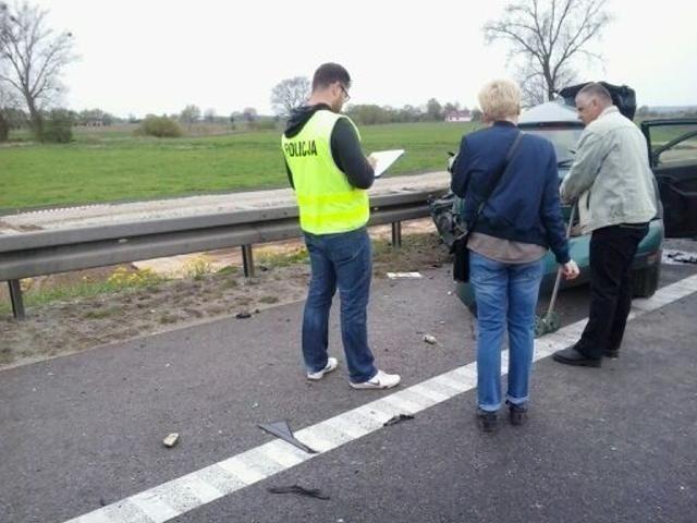 W wypadku na obwodnicy Gorzowa zginęły wie osoby.
