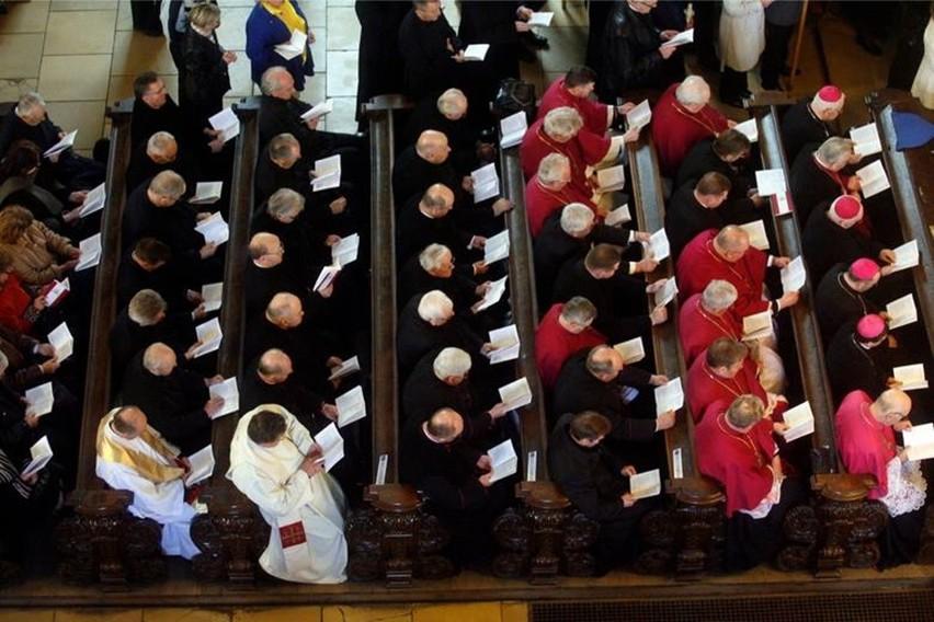 Epidemia pokrzyżowała plany organizatorów III Synodu Archidiecezji Lubelskiej