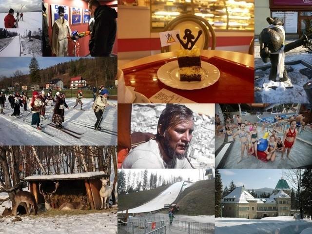 Specjalnie dla Was przygotowaliśmy 11 atrakcji beskidzkich. To takie atrakcje, które czekają na Was po narciarskich szaleństwach na stokach zjazdowych.ZOBACZCIE SZCZEGÓŁY >>>
