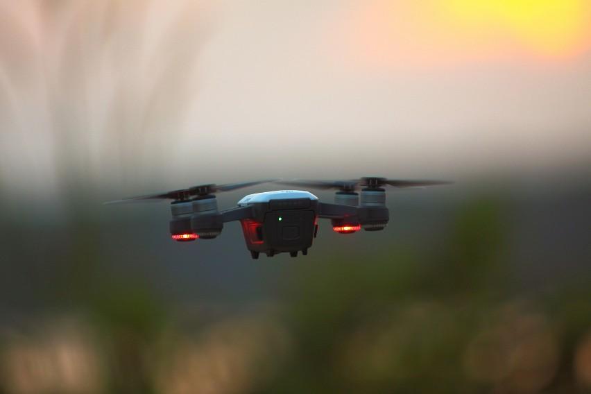 Drony pomogą w ochronie portów w Szczecinie i w Świnoujściu. Zlokalizują również wycieki