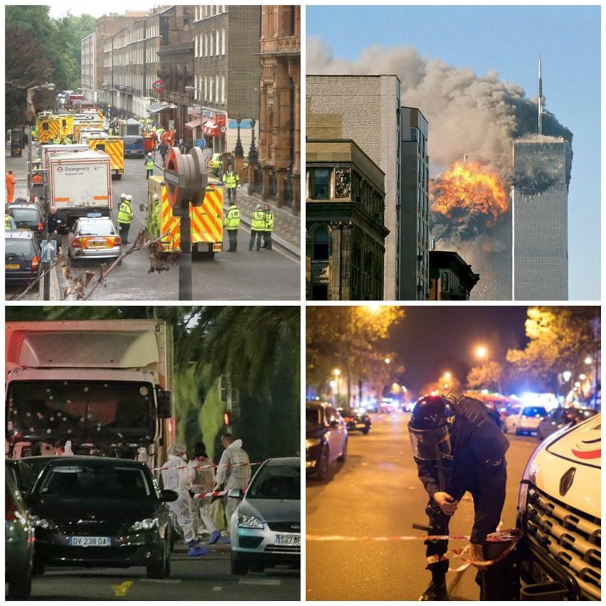Po ataku z 11 września  niemal co roku na całym świecie...