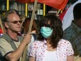 Szczecinek: Blokada się nie udała