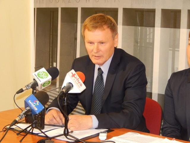 Janusz Dreczka nie jest już wiceprezydentem Gorzowa. Tę funkcję pełnił od czerwca 2015 r.