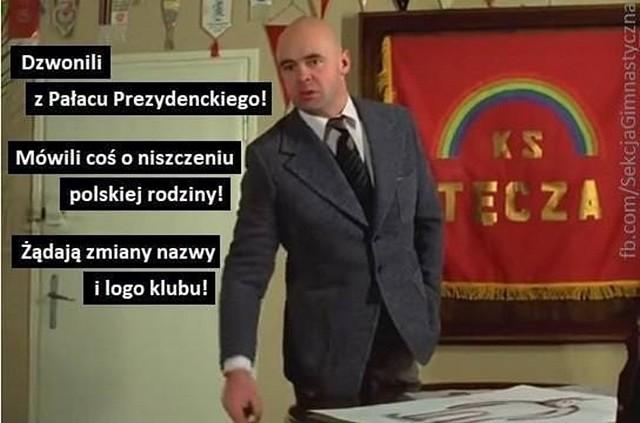 Dobromir Sośnierz atakuje tęczową torbę z IKEA. Internet odpowiada memami