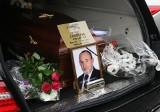 Pogrzeb Witolda Zadrogi. Był przez wiele lat związany z pracą na rzecz miasta i powiatu. Pogrzeb odbył się 16.04.2021