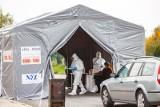 Kraków. Test na koronawirusa od soboty można zrobić w nowym punkcie pobrań. Już trzynastym