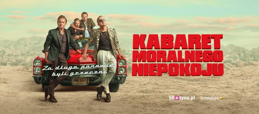 Za długo panowie byli grzeczni - Kabaret Moralnego Niepokoju w Kątach Wrocławskich! WYDARZENIE PRZEŁOŻONE