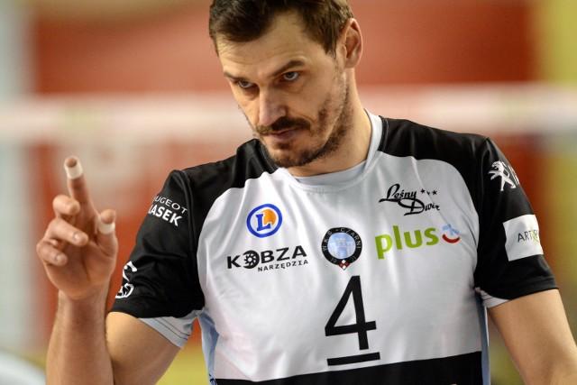 Daniel Pliński ma 38 lat, 204 cm. Jest mistrzem Europy z 2009 roku. Środkowy grał między innymi w Jastrzębskim Węglu, PGE Skrze Bełchatów.