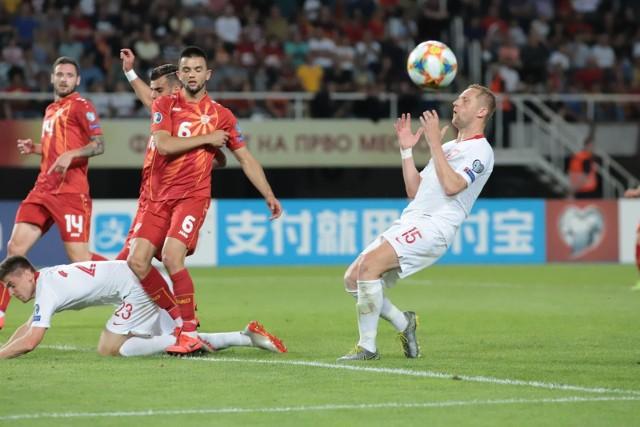 Kamil Glik z szansą na występ przeciwko Austrii