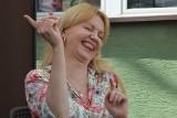 Aktorka Olga Borys gościem dnia otwartego w technikum w Opatowie. Od września poprowadzi tam zajęcia (ZDJĘCIA)