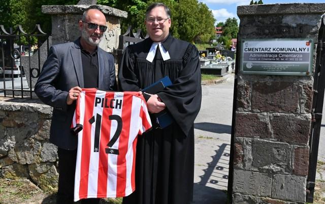 Pogrzeb Jerzego Pilcha w Kielcach 4.06.2020