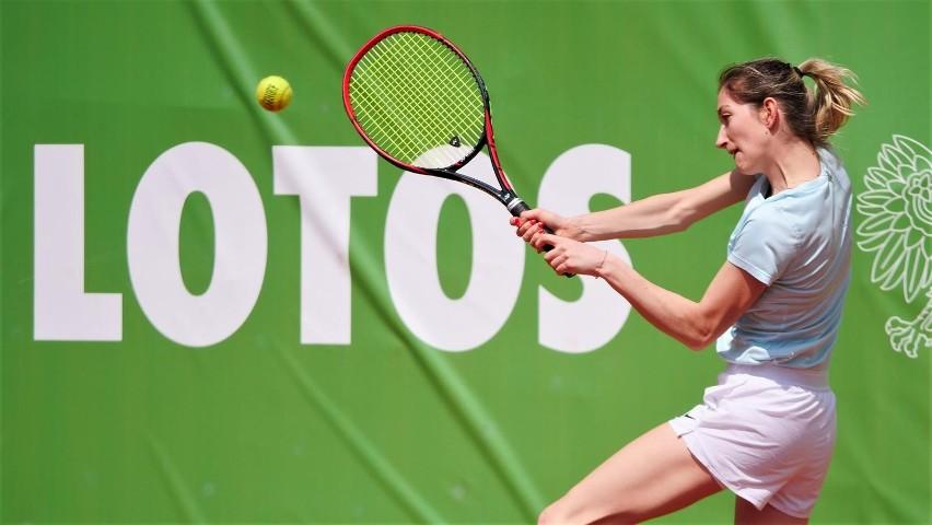 16-letni tenisista rewelacją LOTOS PZT Polish Tour w Gdańsku
