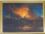 Mija 230 lat od największego pożaru w historii Cieszyna. kiedy go ugaszono mieszczanie rozpoczęli wielką odbudowę