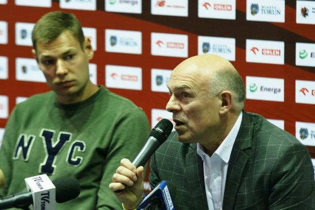 Dyrektor generalny Orlen Copernicus Cup Krzysztof Wolsztyński liczy na wiele nowych rekordów mityngu