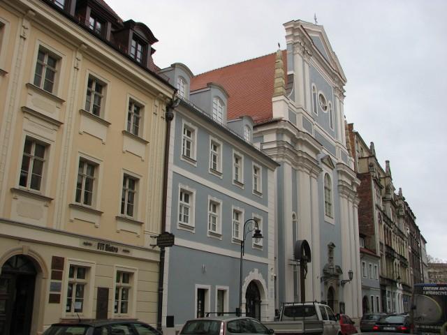 Kościół św. Antoniego przy ul. św. Antoniego we Wrocławiu