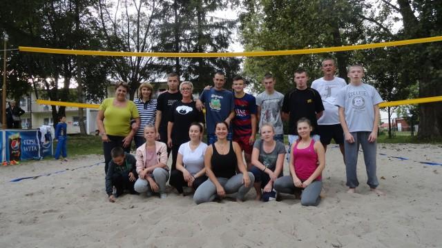 W Jastrzębiej Górze był czas na rehabilitację i rekreację