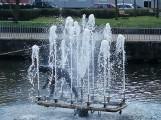 Kołobrzeskie fontanny ruszają po roku przerwy. Te na Parsęcie również