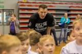 Pierwszy Polak w NBA: - Dzieciaki, nie dajcie sobie wmówić, że czegoś nie dacie rady