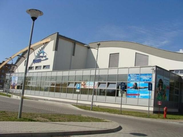 Budowa basenu i kompleksu sportowego już się zakończyła. Całość kosztowała ponad 31 mln, zaś dotacja miała wynieść 12,7 mln zł, z czego do zwrotu jest prawie milion (fot. Małgorzata Trzcionkowska)