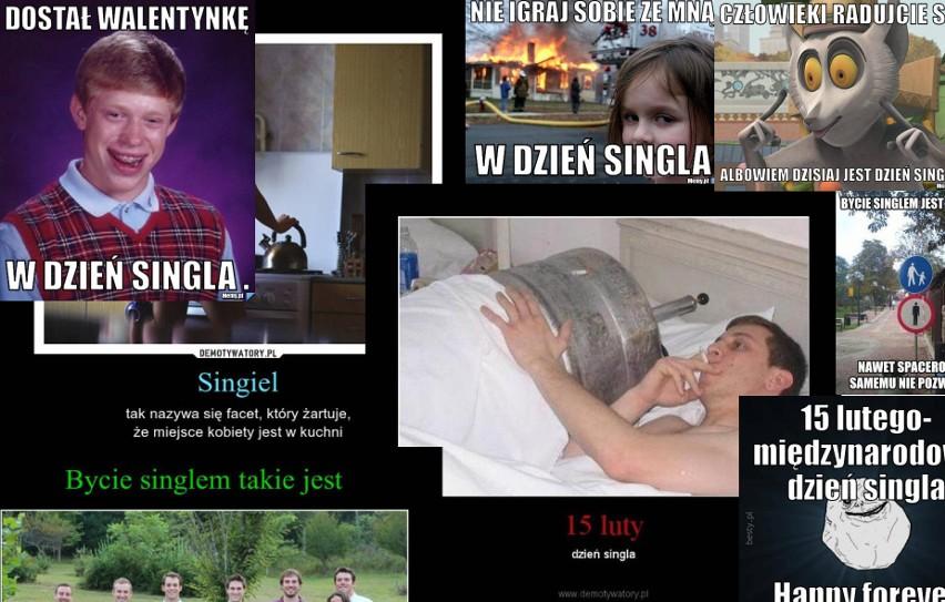 Memy na Dzień Singla 2021. Zobacz najlepsze memy, śmieszne obrazki i teksty o singlach