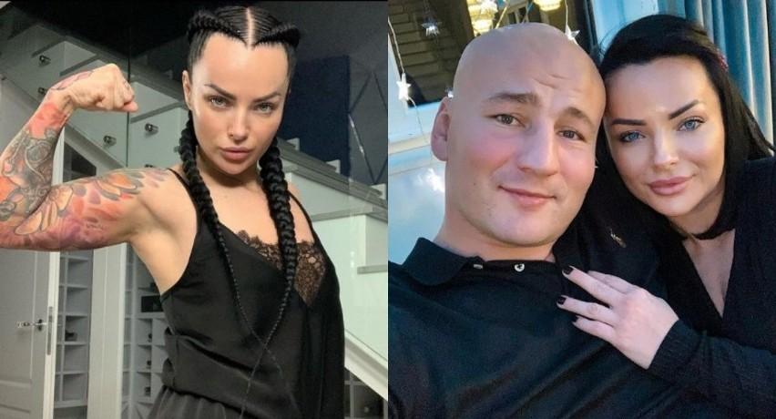 Kamila Wybrańczyk zadebiutowała na gali Fame MMA. Przesuwaj...