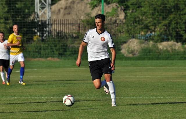 Michał Kitliński gra w Garbarni od 2016 roku (III liga: 37 meczów, 9 goli)